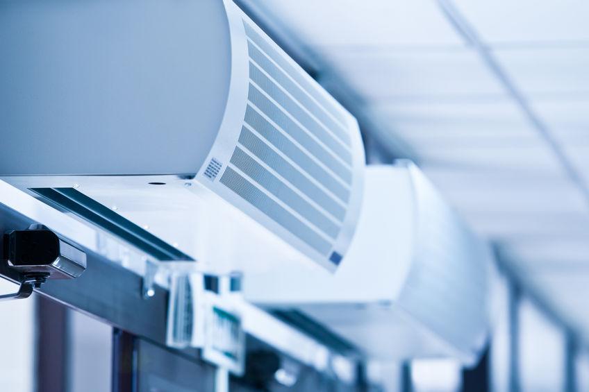 Több helyiség klimatizálása - egy kültéri, több beltéri egység
